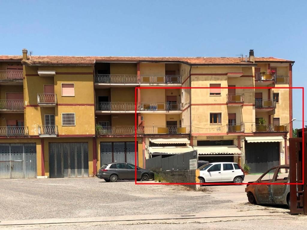 foto  Appartamento all'asta via benevento 121, Montesarchio