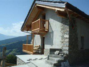 Photo - Detached house frazione Bruson 16, Allein