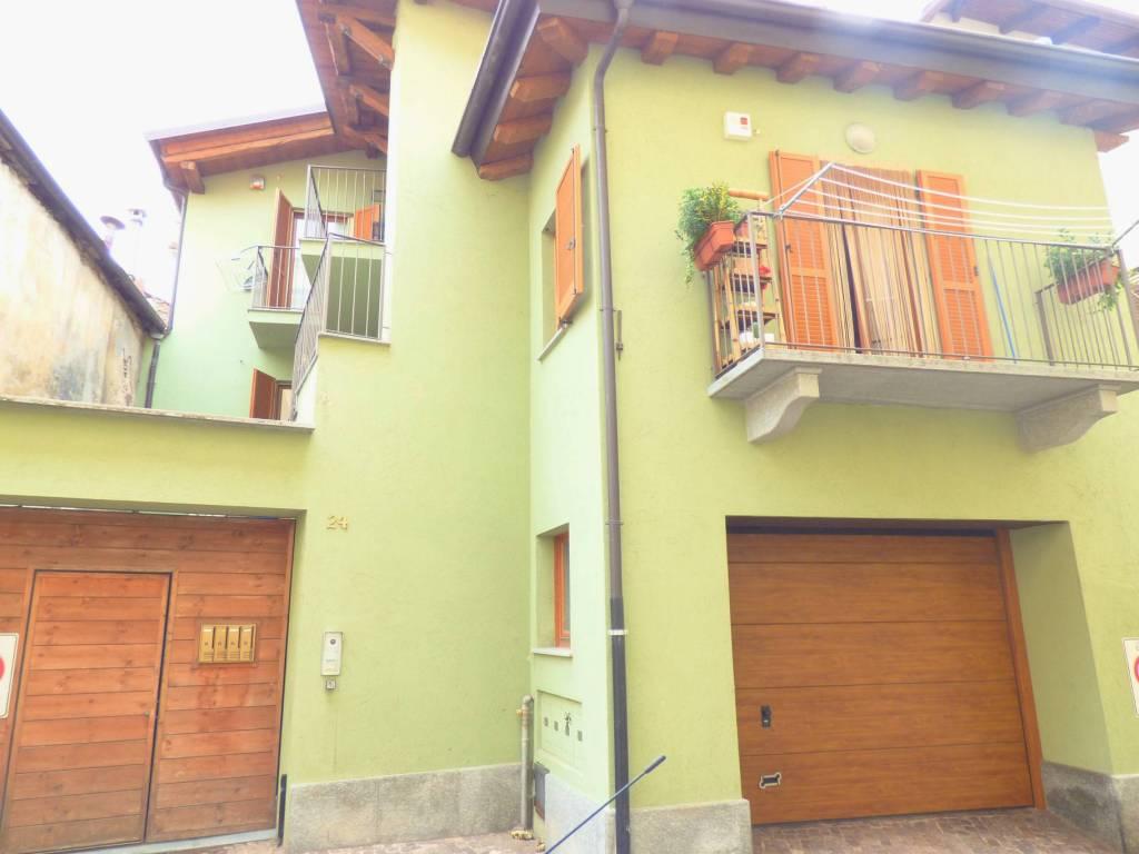 foto facciata 4-room flat via Santa Croce 24, Cuneo