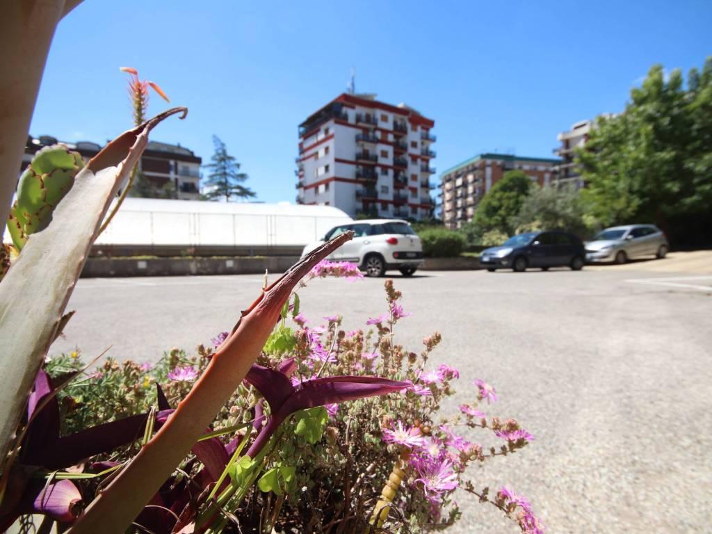 foto corte Appartamento via Genova 29, Rende