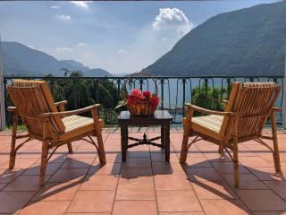 Foto - Villa unifamiliare, buono stato, 340 mq, Sale Marasino