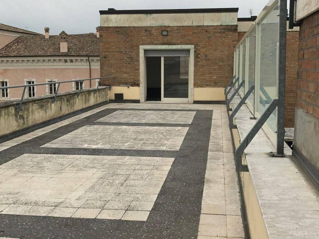 foto  Attico piazza del Popolo, Ravenna