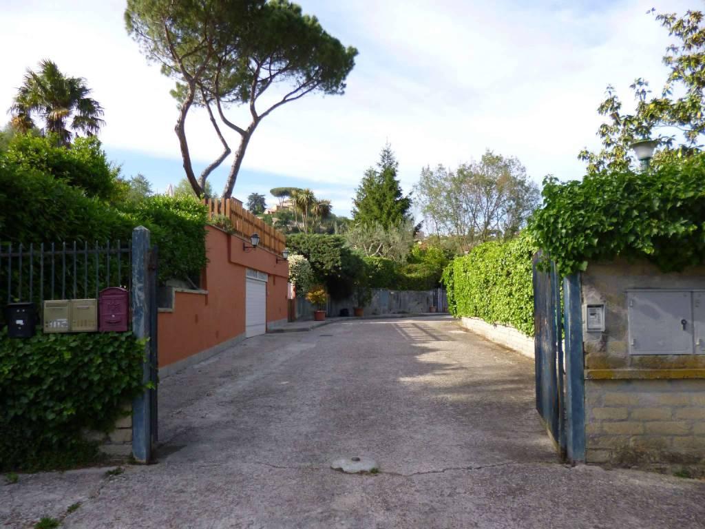 foto ingresso Single family villa via Tiberina, Riano