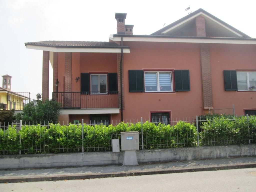 foto facciata Single family villa via Monsignor Fustella 9, Torre San Giorgio