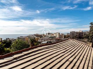Foto - Attico via San Nazaro, Albaro, Genova