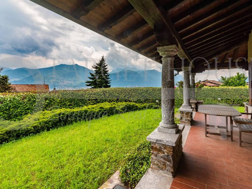 foto giardino Single family villa via Monsignor Emilio Poletti 47, Menaggio