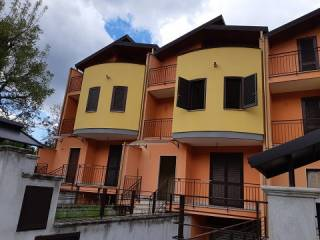 Foto - Villa a schiera via collegamento zona pip, Domicella