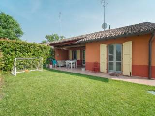 Foto - Casa indipendente via Carlo Teggi, Codemondo, Reggio Emilia