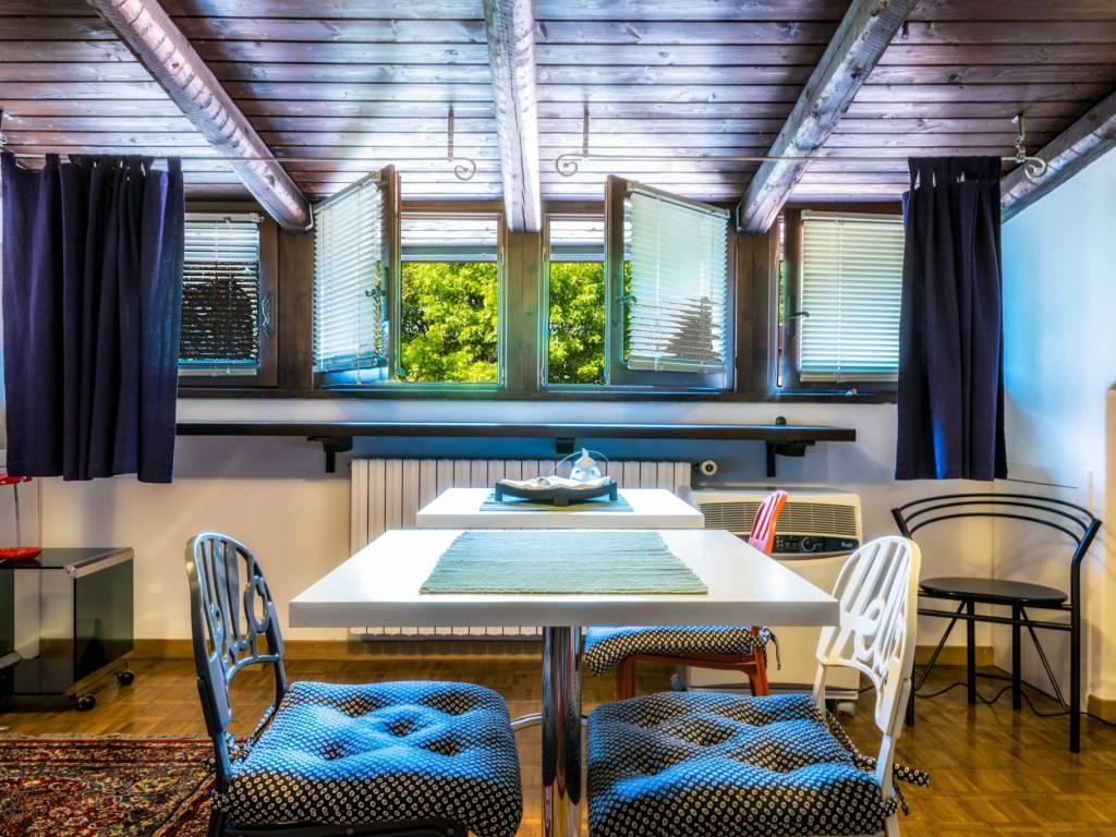foto  3-room flat via Monte dei Gobbi, Mozzo