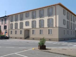 Foto - Trilocale piazza Chiesa 13, Agnadello