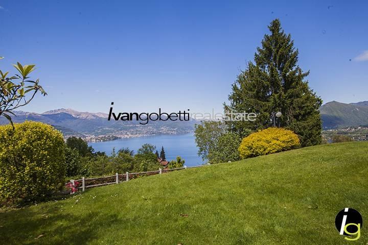 foto Vista Villa unifamiliare via per Vedasco 16, Stresa