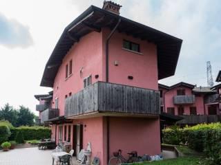 Photo - Two-family villa Strada Provinciale Villa Fornaci-Trezzo sull'Adda, Trezzano Rosa
