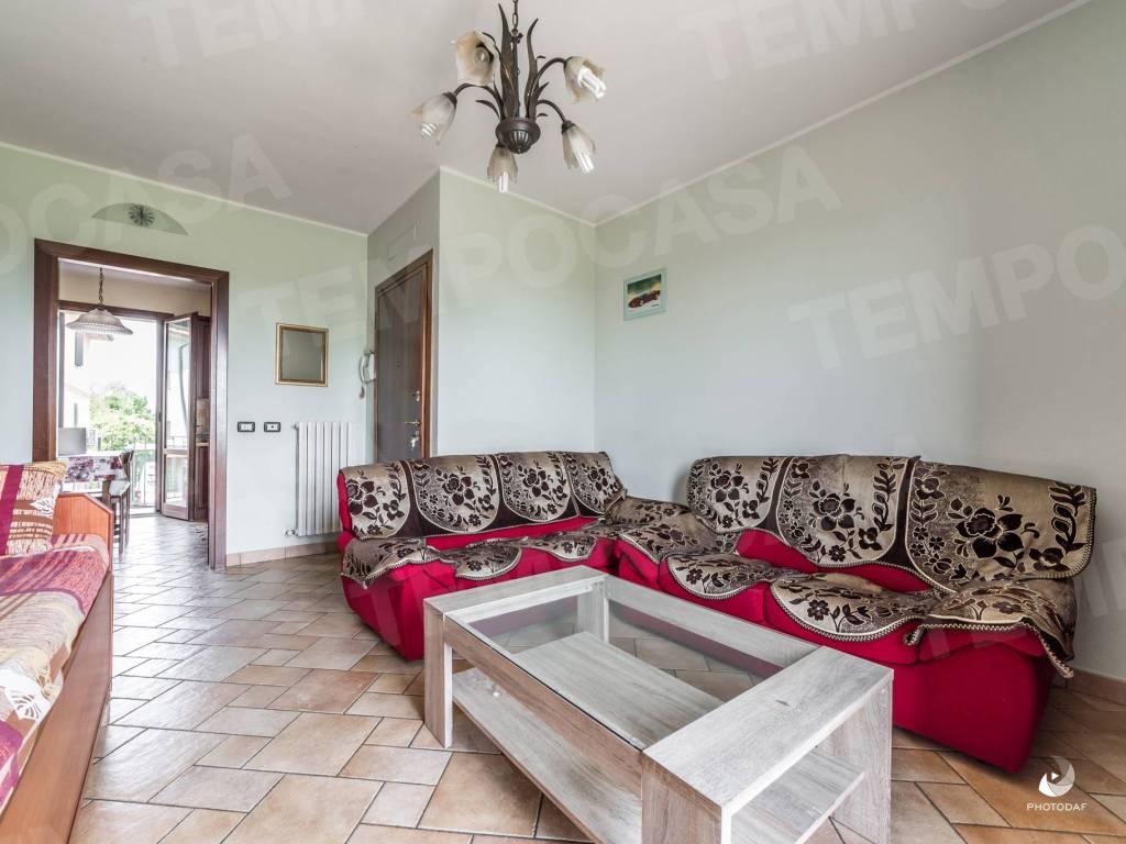 foto Sala Apartamento T3 via Emilia Ovest, Rubiera
