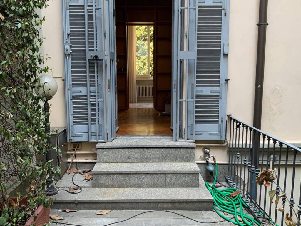 foto  Пентхаус via San Vincenzo, Milano