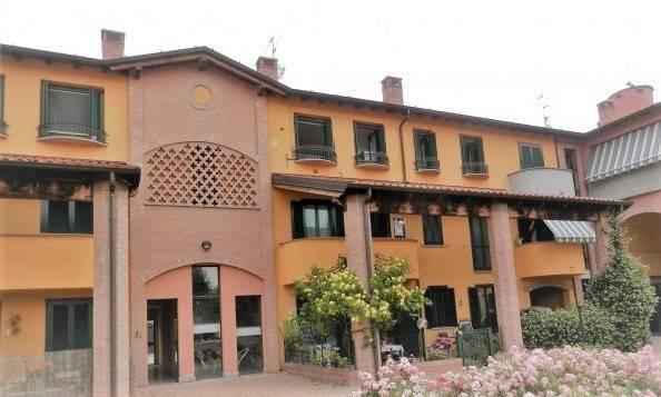 foto esterno Trilocale via Umberto I 43, Boffalora d'Adda