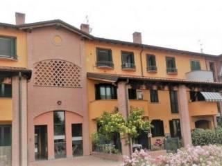 Foto - Trilocale via Umberto I 43, Boffalora d'Adda