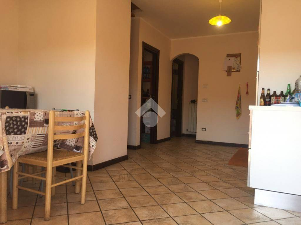foto cucina Villa a schiera via Mattia Preti, Rende