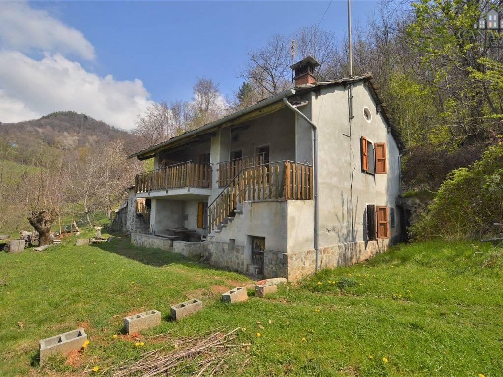 foto facciata Terratetto unifamiliare via Cairoli 12, Brosso
