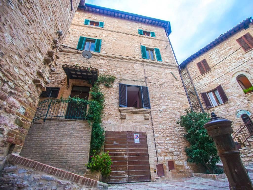 foto esterno1 Haus via Torre Belvedere 29, Spello