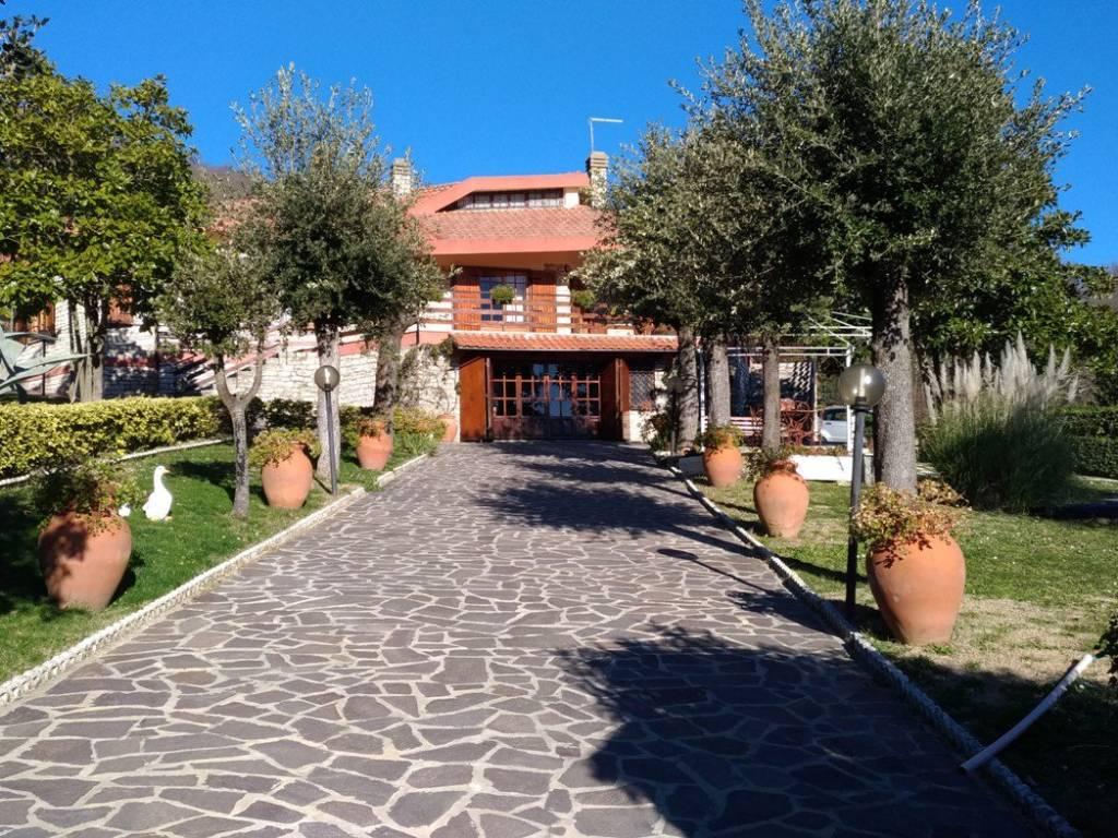 foto  Villa unifamiliare via Giuseppe Di Vittorio, Tolfa
