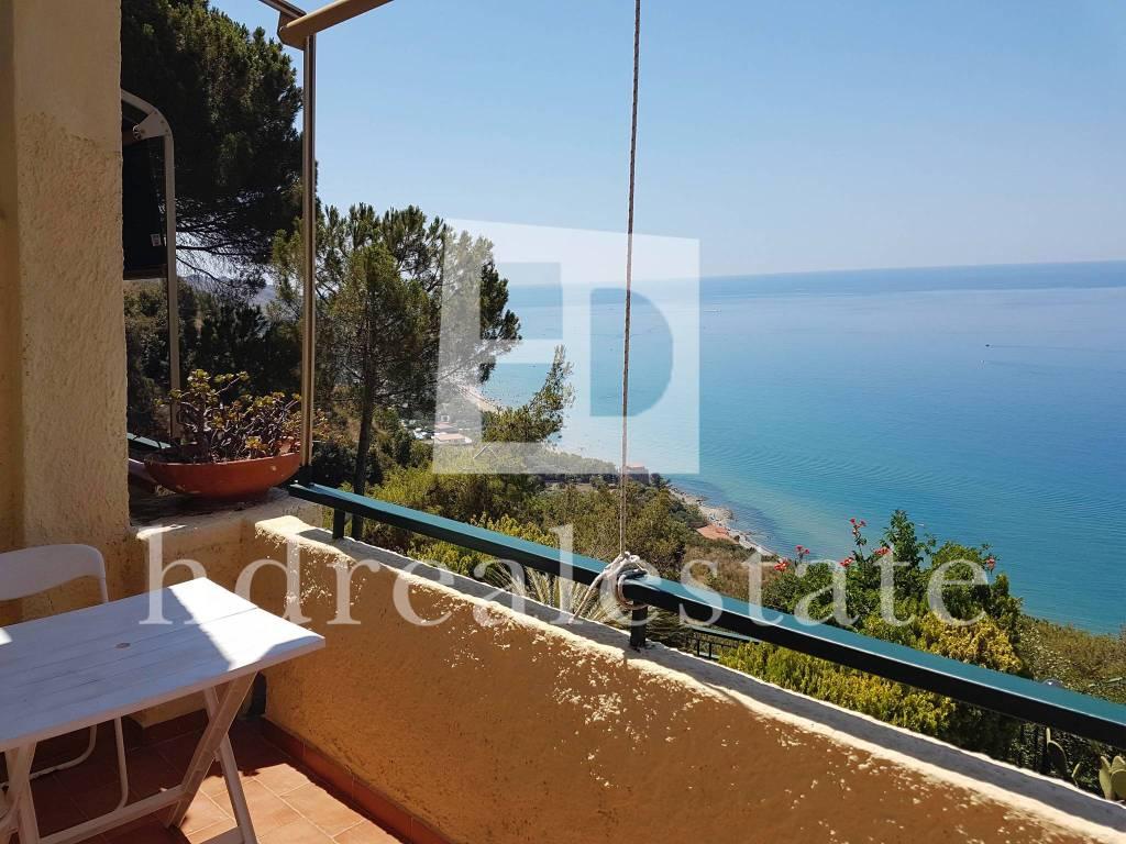 foto terrazzo Appartamento in villa, ottimo stato, 124 mq, San Mauro Cilento