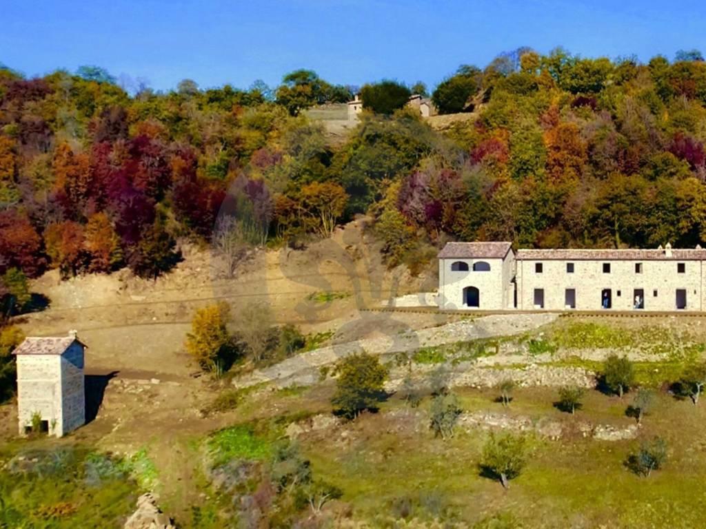 foto esterno Landhaus Località Rogaie, Città di Castello