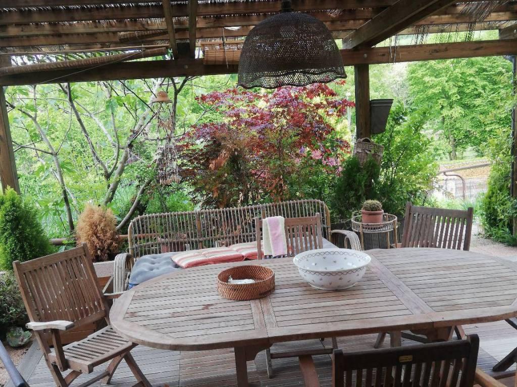 foto  Two-family villa via Dosso 4, Trescore Balneario