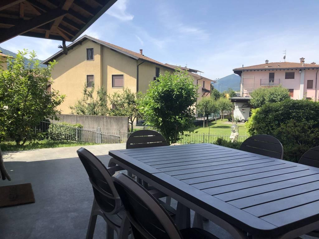 foto  Terraced house via G  Paglia, Costa Volpino