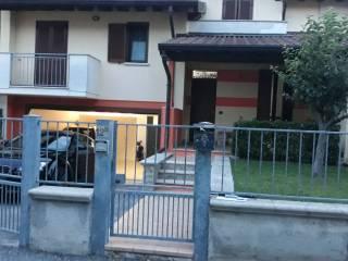 Foto - Villa a schiera via Apollonio, Calvisano