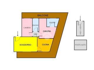 Case e appartamenti piazza trento e trieste Sesto San Giovanni ...