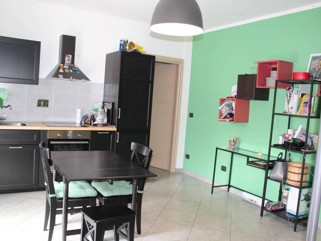 foto zona giorno 2-room flat corso Italia 61, Gassino Torinese