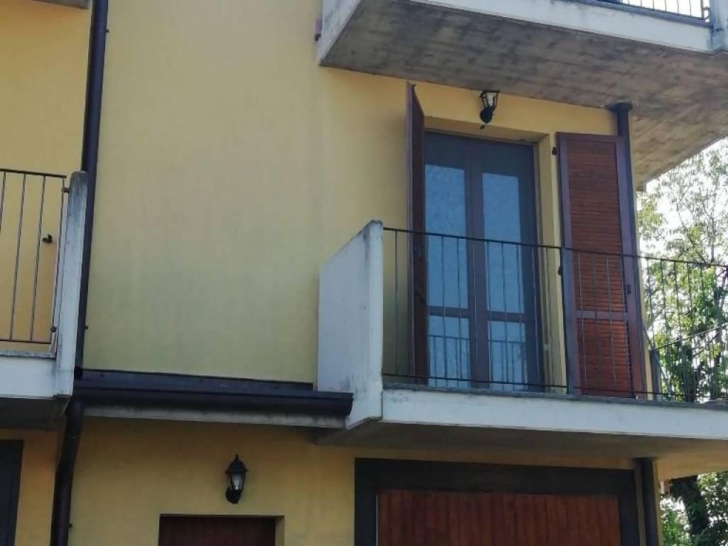 foto  Terraced house via Gaetano Donizetti 16, Caravaggio