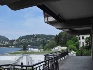 Foto - Quadrilocale via Torno 23, Valduce - Crispi, Como