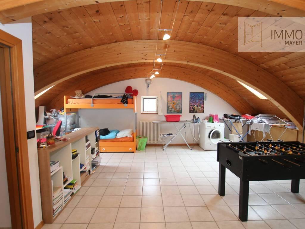 foto Mansarda Terraced house via Damiano Chiesa, Merano
