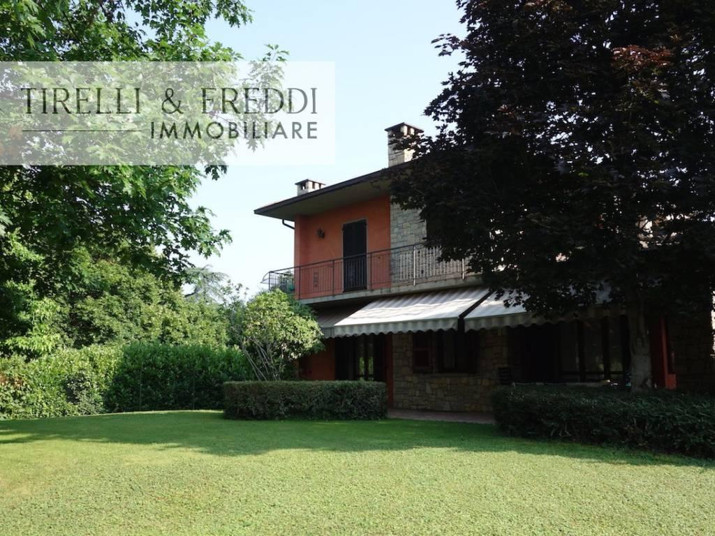 foto Esterno Villa unifamiliare via 1 Maggio, Rodengo Saiano