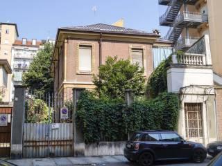Foto - Villa bifamiliare, da ristrutturare, 420 mq, Crocetta, Torino