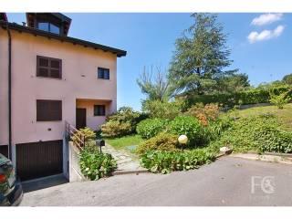 Foto - Villa a schiera via Antonio Bareggi, Masnago, Varese