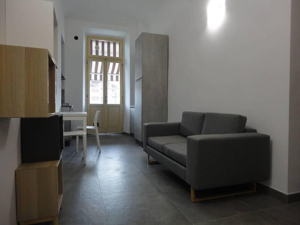 foto SOGGIORNO Bilocale via Borgone 43, Torino