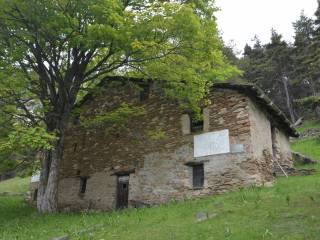 Photo - Cabin, to be refurbished, 160 sq.m., Fenestrelle