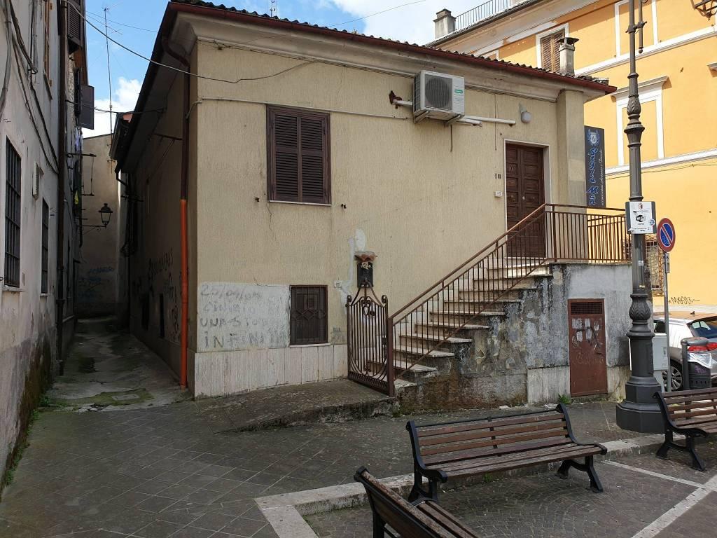 foto facciata 2-room flat largo Tomassini, Ceccano