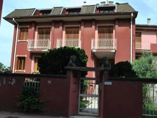 Foto - Stabile o palazzo via Madonna delle Grazie 19, Trecate