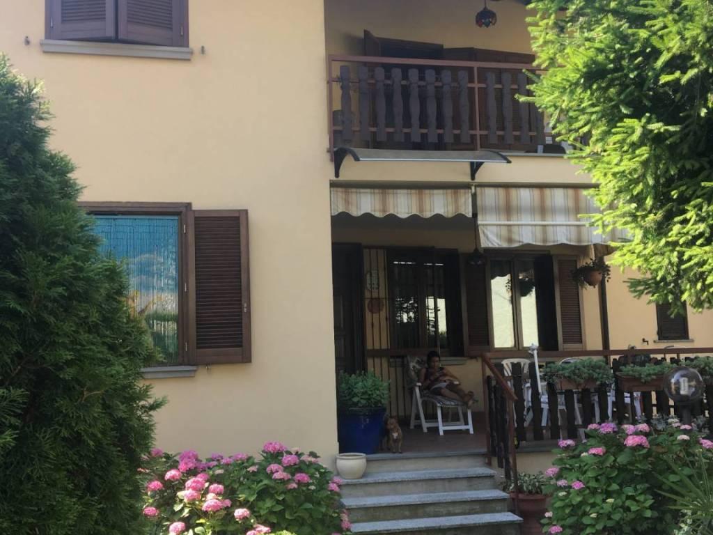 foto  Terraced house via San Pietro 2, Spinone al Lago