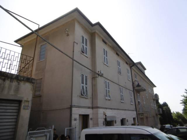 foto Prospetto Casa indipendente piazzale Giuseppe Mazzini 5, Monte San Giusto