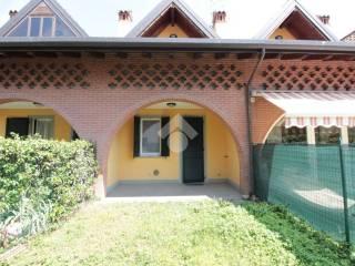 Photo - Terraced house via Cascina Ca, Sulbiate Inferiore, Sulbiate