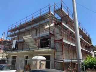 Foto - Stabile o palazzo via A  G  Roncalli Papa Giovanni XXIII, Villa Verucchio, Verucchio