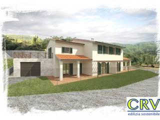 Foto - Villa bifamiliare, nuova, 192 mq, Vaglia