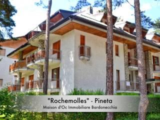 Photo - 3-room flat viale San Francesco 45, Bardonecchia