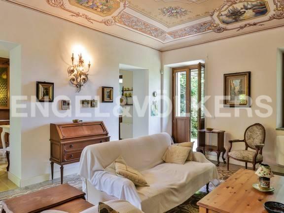 foto Salotto 4-room flat Ca' Intersenga, Vignale Monferrato