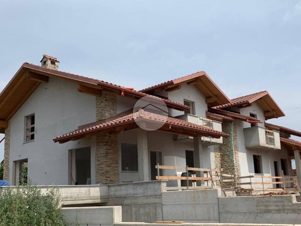 foto  Villa bifamiliare via Bruino Comune Del Piemonte, Volvera