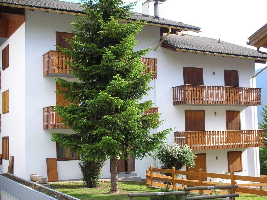foto  Trilocale via Col da Prà, San Giovanni di Fassa